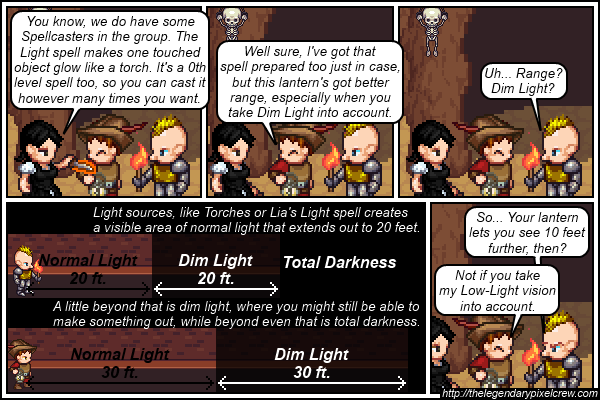 """Strip 379 - """"Or you could just use a torch and hope everyone just ignores these specific set of rules"""""""