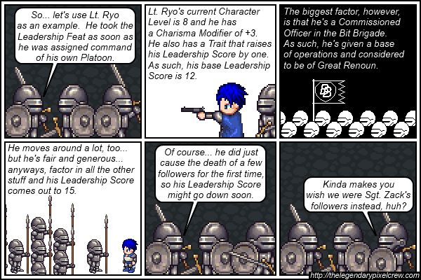 """Strip 497 - """"The Leadership Feat - Part 3"""""""