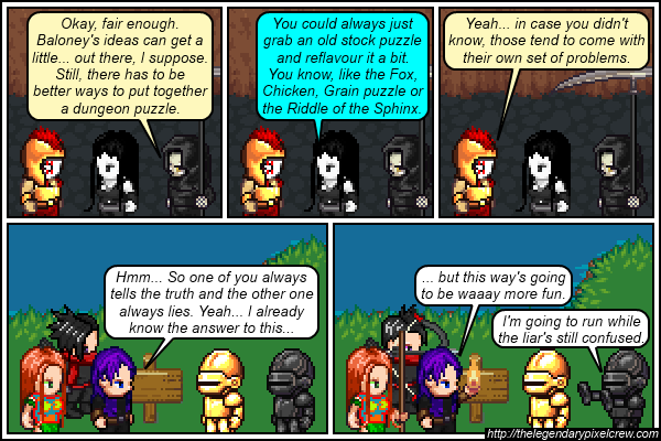 "Strip 510 - ""How many alternative answers to these puzzles are there?"""