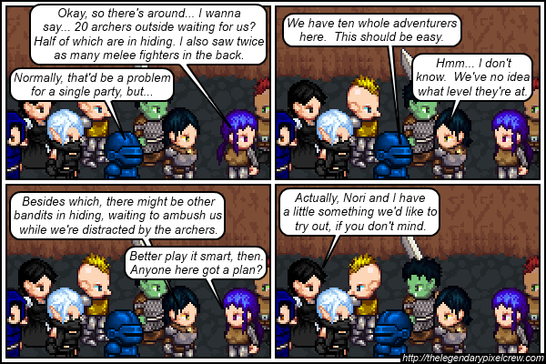 "Strip 561 - ""Don't tell us before you execute it or it won't work"""
